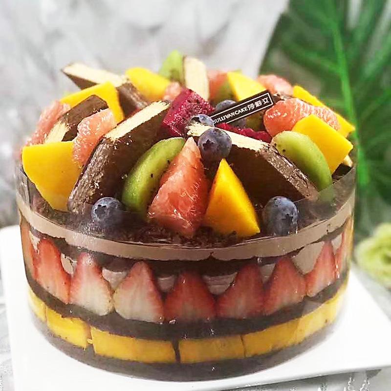 鮮果蛋糕-新產品